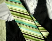 29 CHOICES- Matching Father Neck Tie, Son Bow Tie for Boy, Toddler, Child, Youth, & Baby (Adjustable Neck Band)