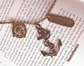Nautical necklace