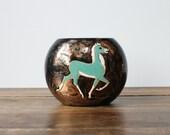 Vintage Kay Mallek Southwest Ceramic Vase - ffogshop