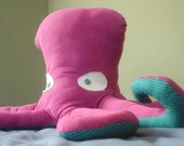 ON SALE! Magenta the Octopus