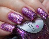Shimmer Nail Polish - Melissa