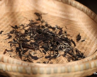 White Tea - White Peony Loose Leaf Tea Premium Level NET 30 grams/ 1.06 oz Grade AAA