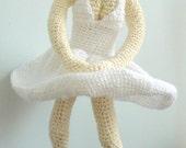 Marilyn Monroe '11 inches' Amigurumi Doll