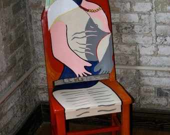 Picasso The Dream chair