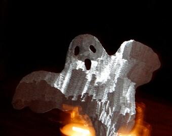 Boo the Metal Ghost