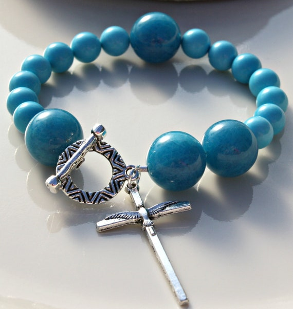 anglican prayer bracelet christian prayer bracelet cross