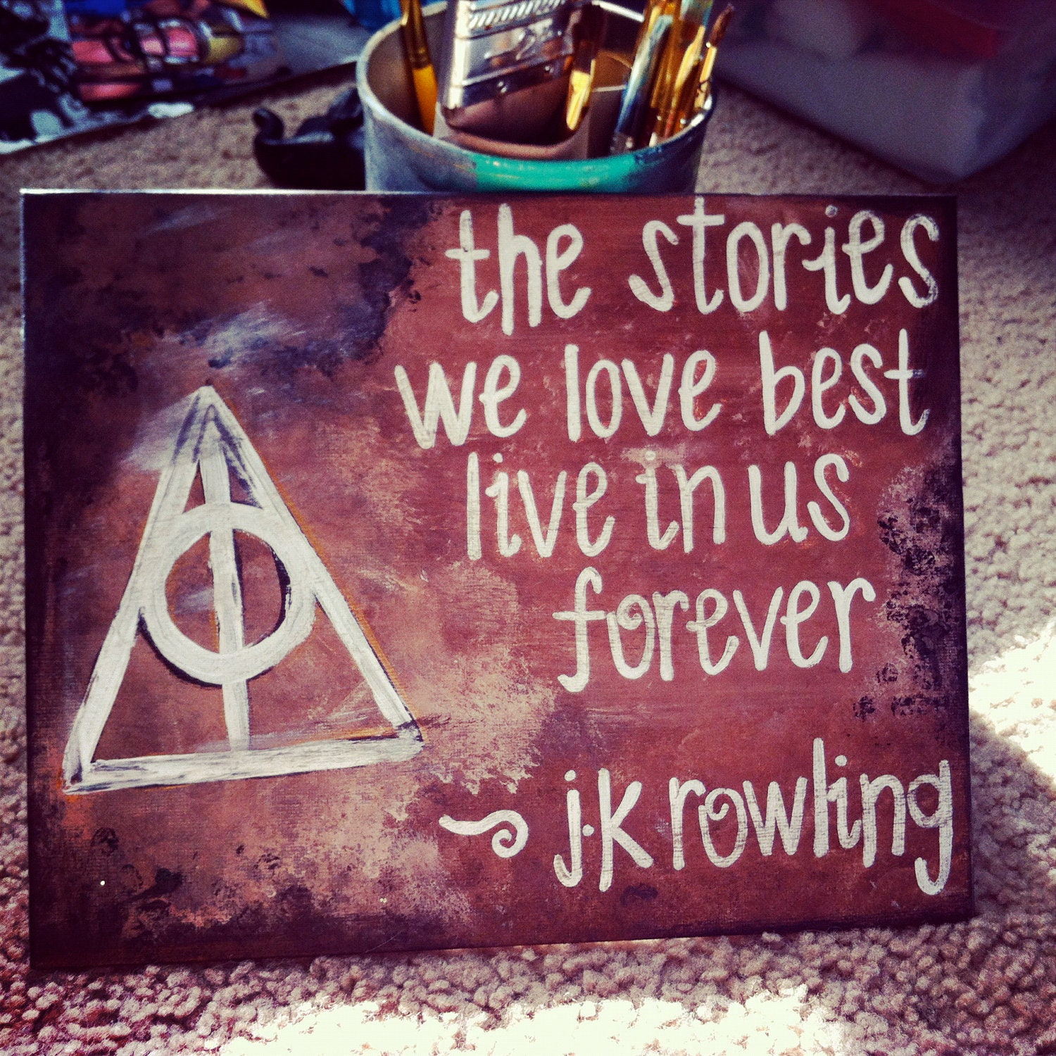Harry Potter Book Read : Harry potter quote
