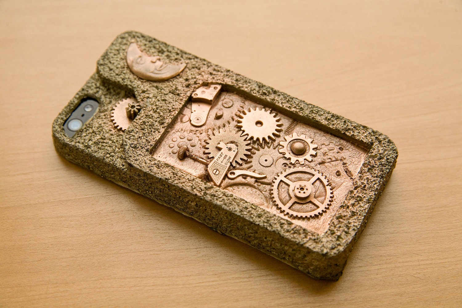 unique iphone cases steampunk iphone 5 custom unique 9387