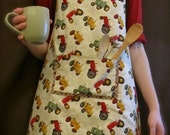 Reversible Chef Apron