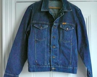 60's Rustler Denim Jacket medium