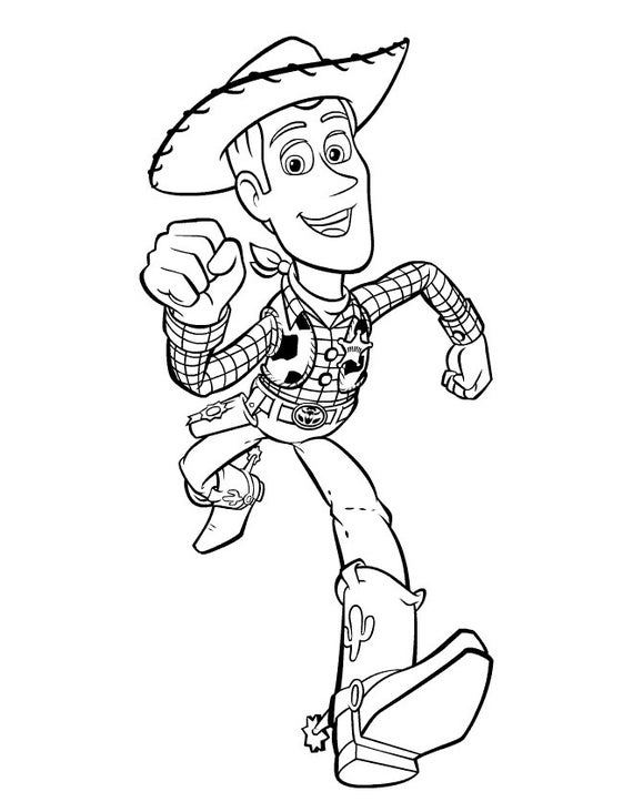 Toy Story Vinyl Ready Vector Collection
