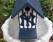 Birdhouses - NY Yankees