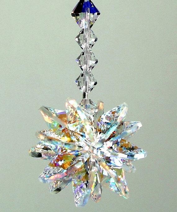 Made With Swarovski 174 Crystals Aurora Borealis By