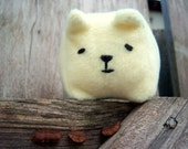 Sunny the Yellow Kitty: Tiny, Happy and Adorable Stuffed Animal Plush Cat