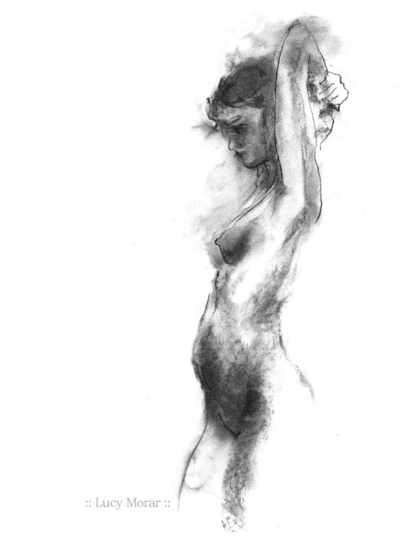 from Jamie nude girl erotic sketches