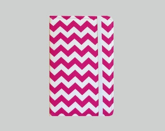 Kindle Cover Hardcover, Kindle Case, eReader, Kobo, Kindle Voyage, Kindle Fire HD 6 7, Kindle Paperwhite, Nook GlowLight Chevron Red