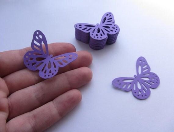 mariposas de papel troquelada de mariposas die cortes de la boda
