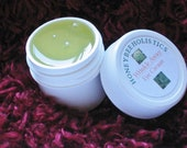 Organic Eye Cream made with Organic Jojoba & Organic Carrott Seed Essential Oil - 1/2 oz. in BPA free jar