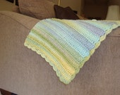 "Limeade Blanket/Throw 28""x32"""