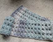 Criss Cross scarf For Winterfell- RESERVED