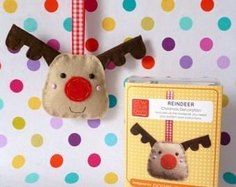 Reindeer Mini Kit
