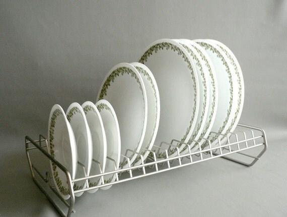 Stainless Steel Kitchen Dish Drainer Rack