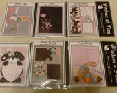 24 Paper Piecing Patterns for Scrapbooking