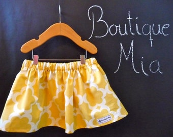 BUY 2 get 1 FREE - Skirt - Dena Fishbein - Pick the size Newborn up to 14 Years by Boutique Mia