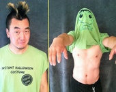 Instant Frankenstein Costume - Pull Your Shirt Over your Head