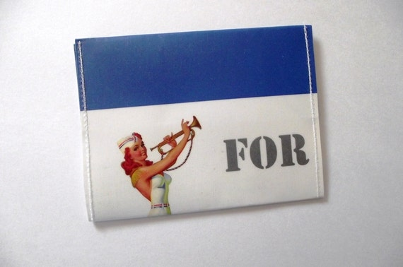For The Boys wallet / cardholder