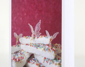 023 - fairy bread - greeting card