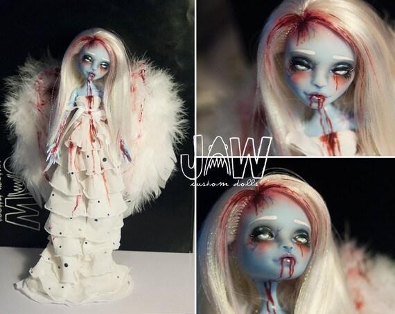 fallen doll