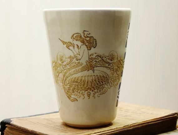 Tumbler or Large Cup - Mermaid