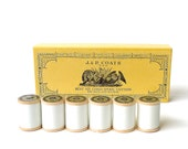 J & P Coats White Sewing Thread