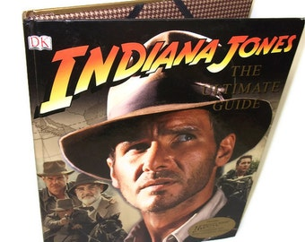 IPad Cover Kindle DX Case Indiana Jones Book Ereader cover Tablet Device Case