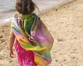 Playsilk Cape : Be Your Own Superhero (You Pick Colors, Brand New Design)