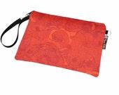 eReader Kindle Color Case / Nook / Kindle Fire Cover / Paperwhite Padded eReader bag / WASHABLE Love's Blush Fabric