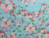 Nani Iro Little Letter Double Gauze Japanese Fabric - Anette
