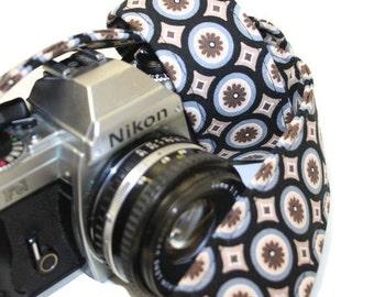 Camera Strap - Dads Tie - SLR, DSLR