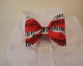 Child's Bow tie with Piano