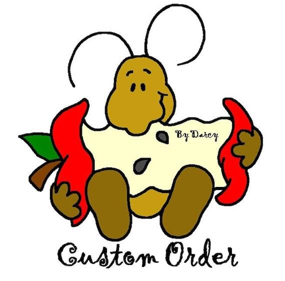 Custom Wow Wow Wubbzy costume for Lori ONLY