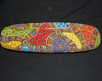 Long Fish Platter