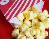 Fun Popcorn Soap - Food Soap, Prank Soap, Soap Favors, Fake Food Soap, Gag Gift, Party Favors, Circus Bath, Carnival Soap, Kids Soap, Silly