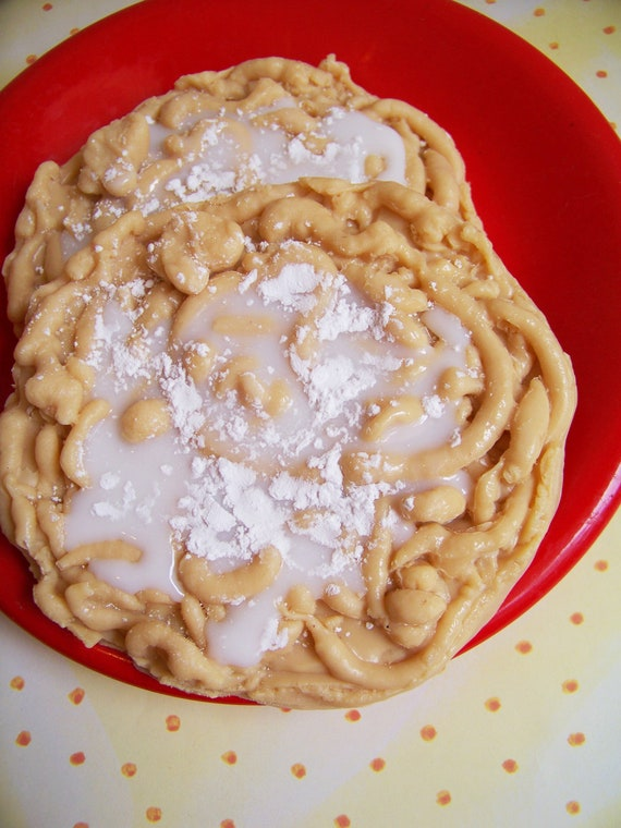 Fried Funnel Cake Soap
