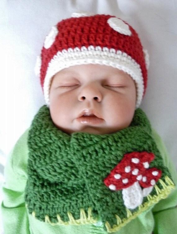 Baby Hat Mushroom