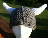 Viking Helmet Viking Beanie Viking Hat Viking costume viking photo prop