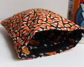 Reusable Snack Bag - Candy Corn