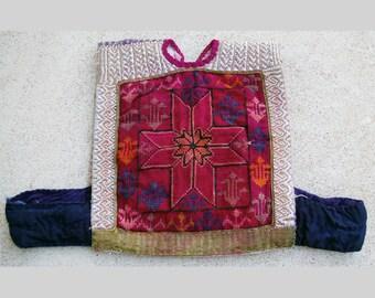Afghanistan- Vintage Textile Remnant, Dress Yoke, Item 8