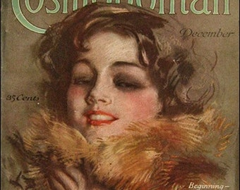 Art Print on SILK - Cosmopolitan - The Single Standard - fiber arts - collage - embellish - s/h free in US