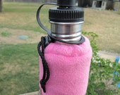 Klean Kanteen Bottle Cover - 12 oz sippy cup size - pink